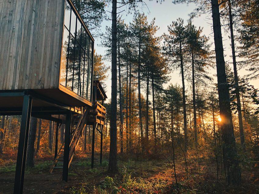 Nutchel cosy cabin – dichtbij, maar toch ver weg