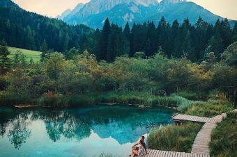 3x romantische plekjes in Nationaal Park Triglav