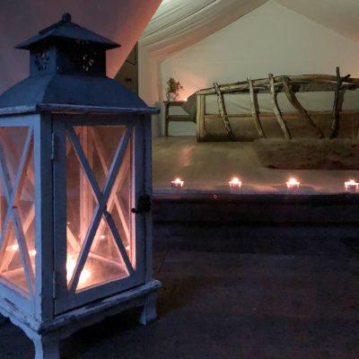 Romantische glamping in het Triglav Nationaal Park