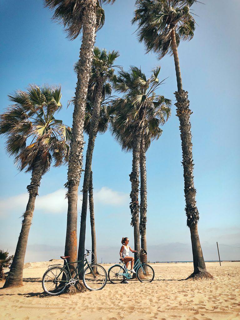 Venice Boardwalk fietstocht