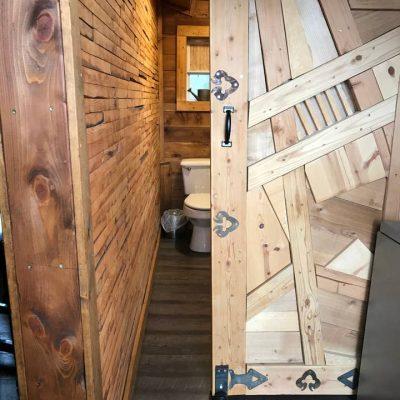 Tiny House Page Arizona - badkamer