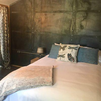 Tiny House Page Arizona - slaapkamer