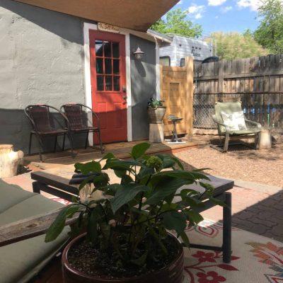 Tiny House Page Arizona - terras