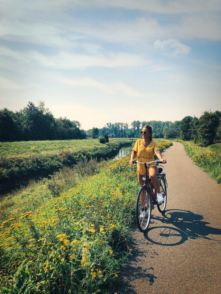 Fietstocht langs de Demer in Vlaams-Brabant