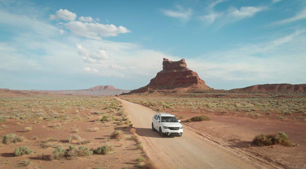 Huurauto roadtrip USA