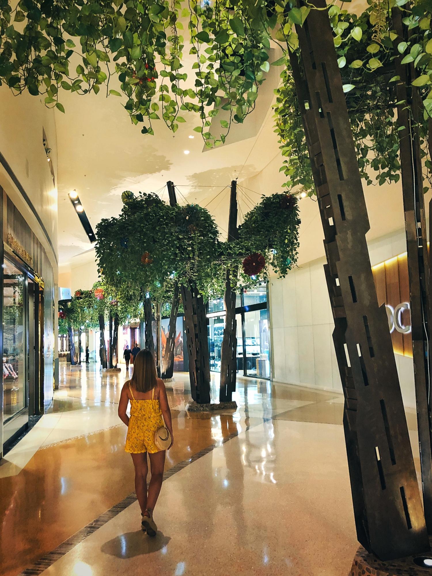 Las Vegas - Cosmopolitan Mall