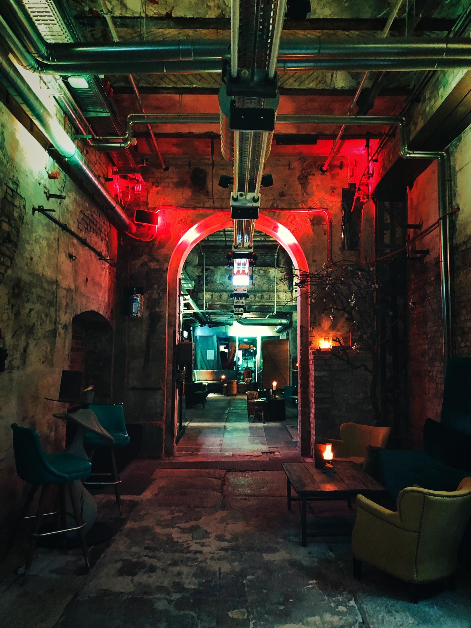 La Soupe Populaire CANTEEN Berlijn - cosy bar