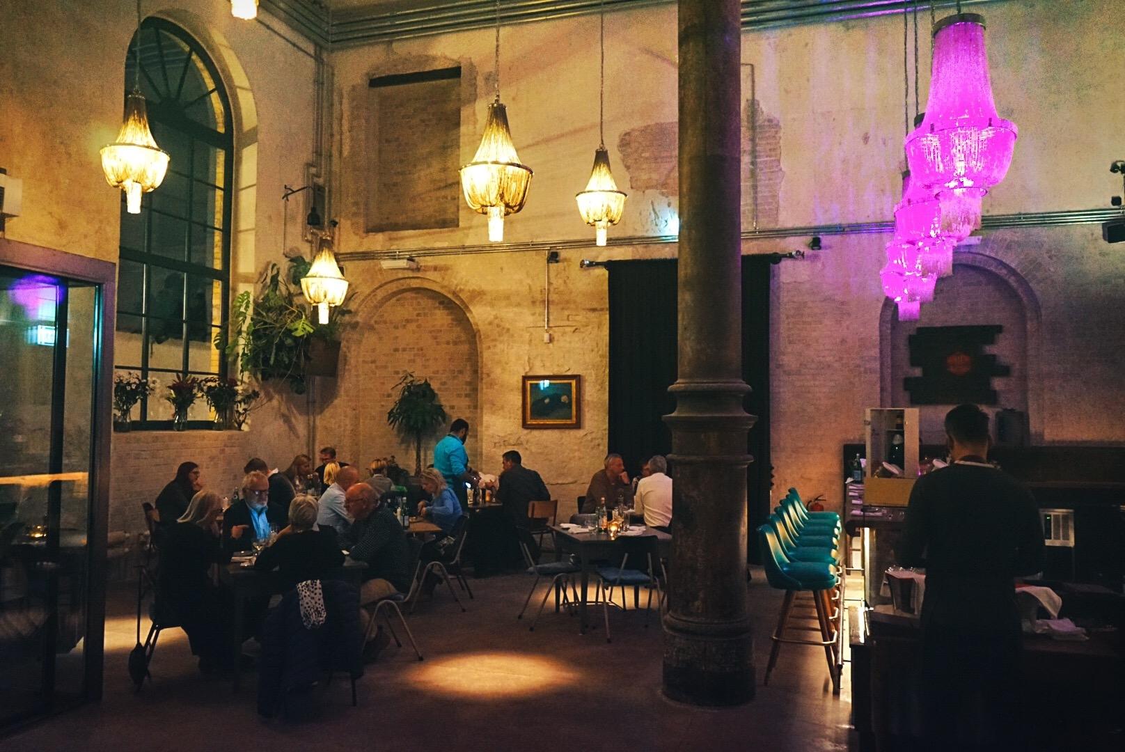 La Soupe Populaire CANTEEN Berlijn - restaurant