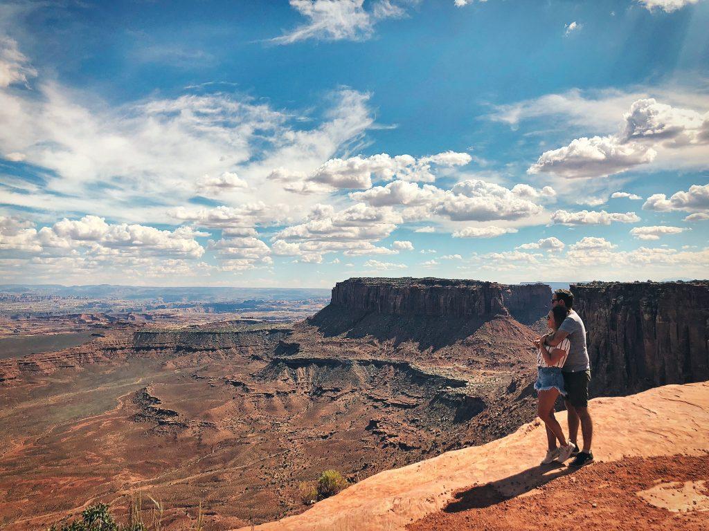 Canyonlands - uitzicht