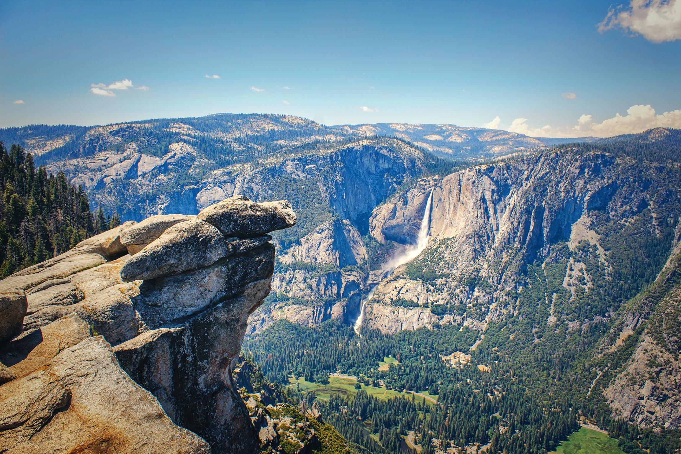 Glacier Point - Yosemite NP