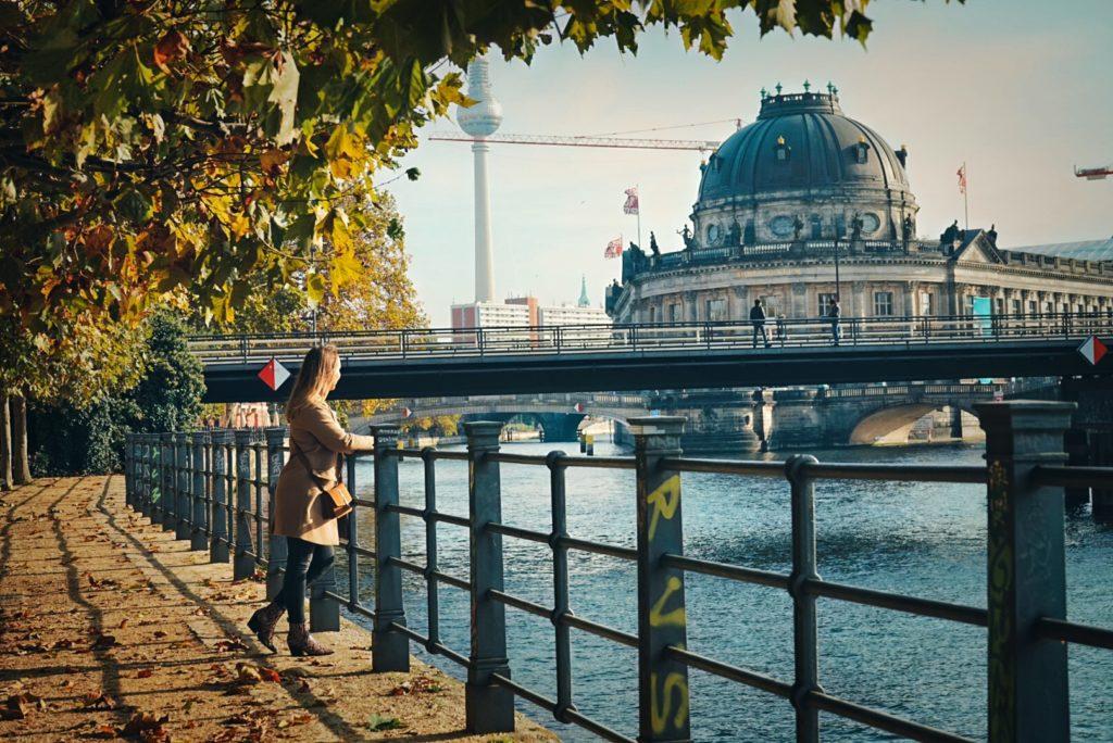 Berlijn Museuminsel