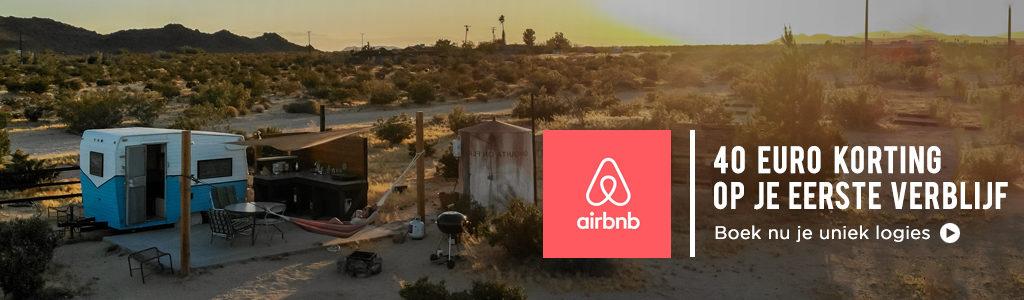 Besparen op hotelovernachtingen met AirBnB als alternatief