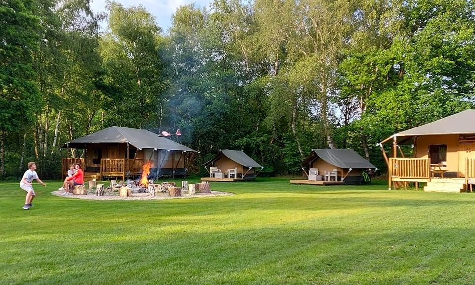 Safaritenten Camping Holsteenbron