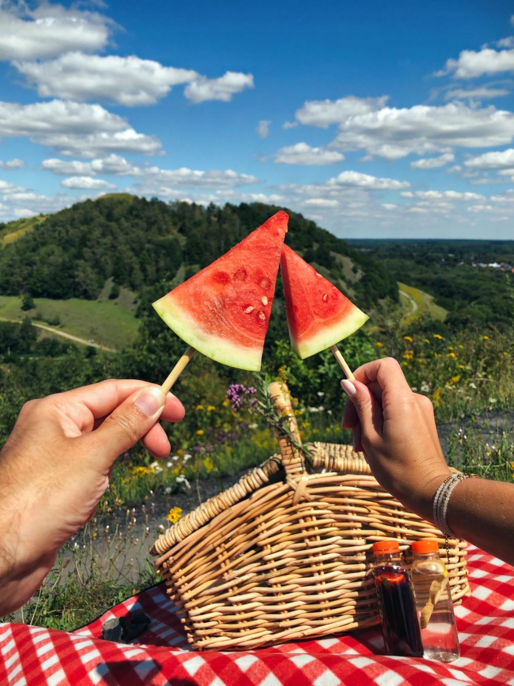 Watermelon sugar, high!