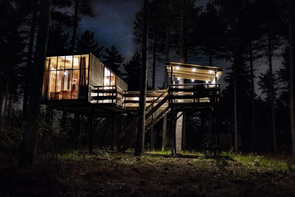 Warredal Cosy Treetop Cabin