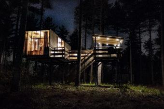 Cabins in België: 10x onthaasten in eigen land