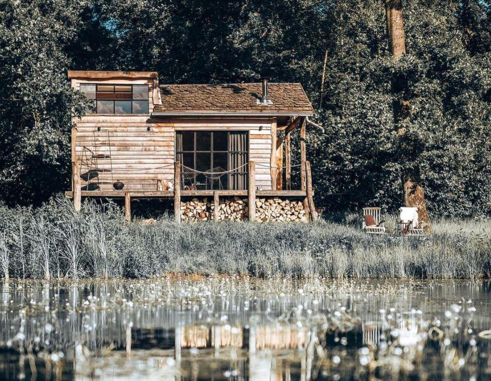 The Forest, romantische cabin in België