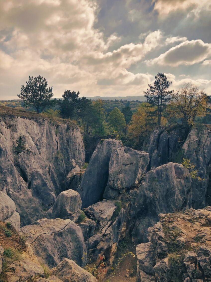 Fondry des Chiens, de mooiste herfstwandeling in de Ardennen