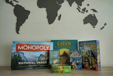 Lockdown tip: reis met gezelschapsspellen de wereld rond