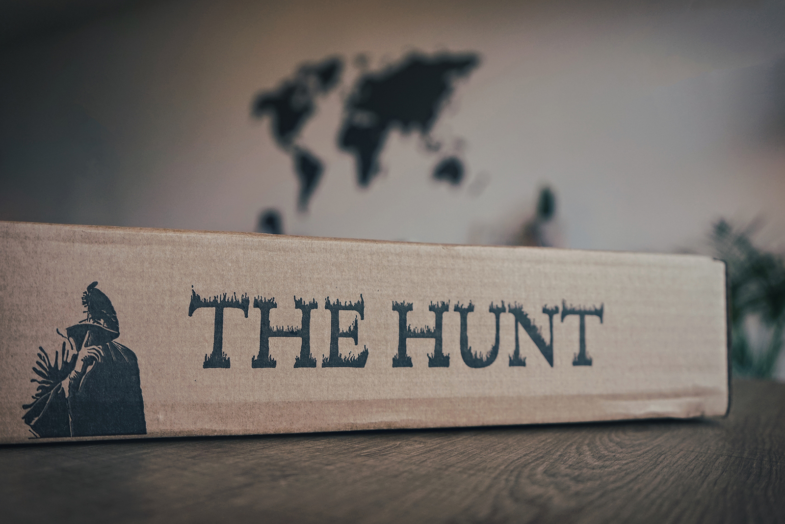 The Hunt - Escape game