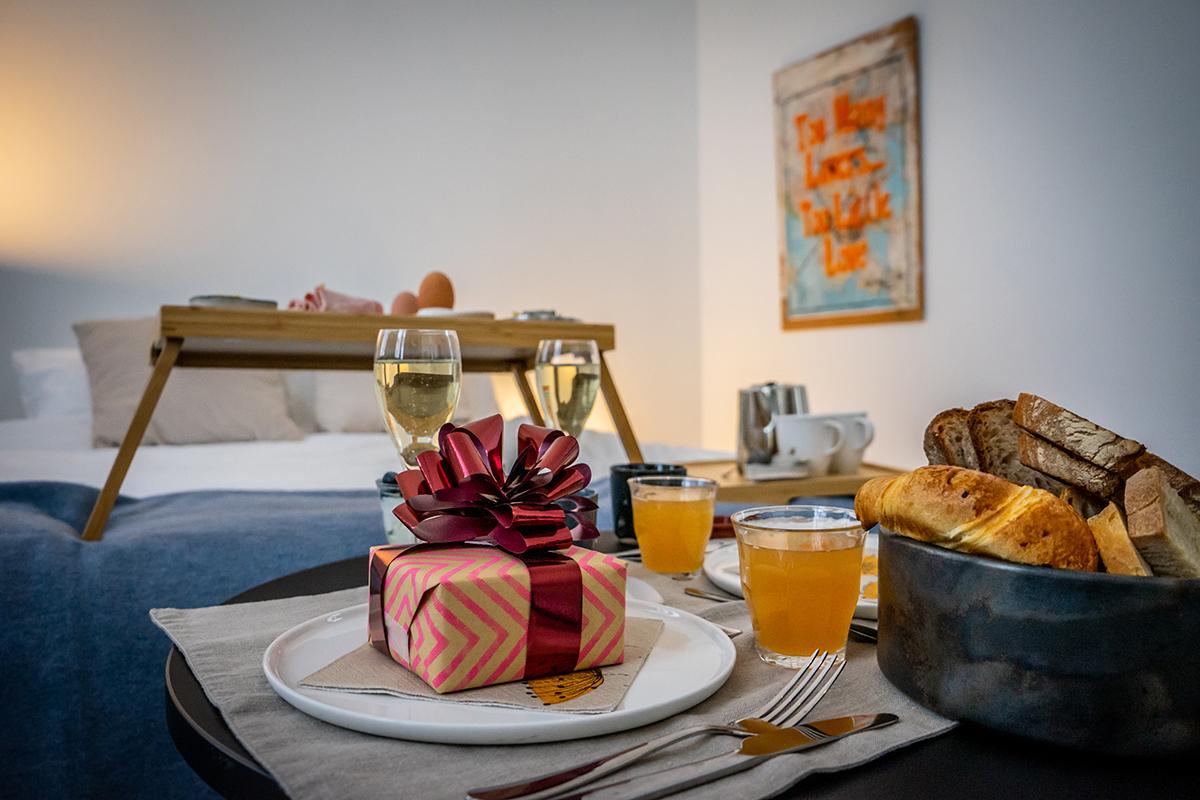 Mellow signature breakfast voor een romantisch weekendje